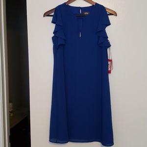 Cute blue Vince Camuto dress